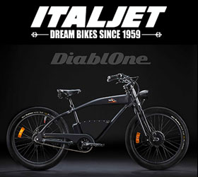 Italjet Electronic Bicycles